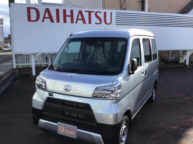 ダイハツ デラックスSAII 4WD オートマ LEDヘッドライト 4WD/4速AT/LEDヘッドライト/リヤコーナーセンサー