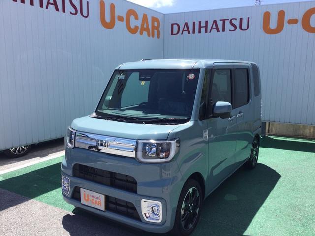 沖縄の中古車 ダイハツ ウェイク 車両価格 171万円 リ済別 2021(令和3)年 7km レイクブルーM