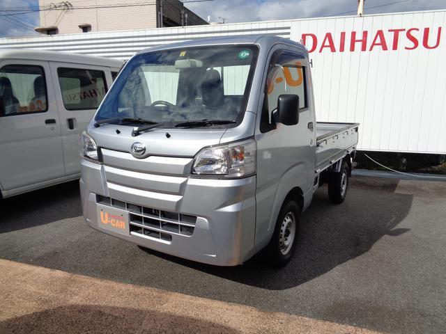 ダイハツ ハイゼットトラック スタンダード 農用スペシャル 4WD ワンオーナー MT車