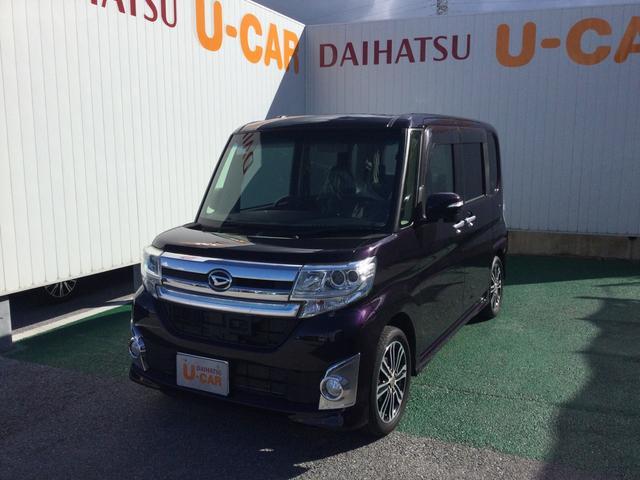 沖縄県浦添市の中古車ならタント カスタムRS トップエディションSA