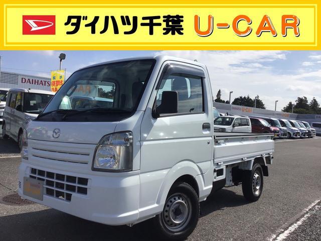 マツダ KCエアコン・パワステ 3AT・4WD