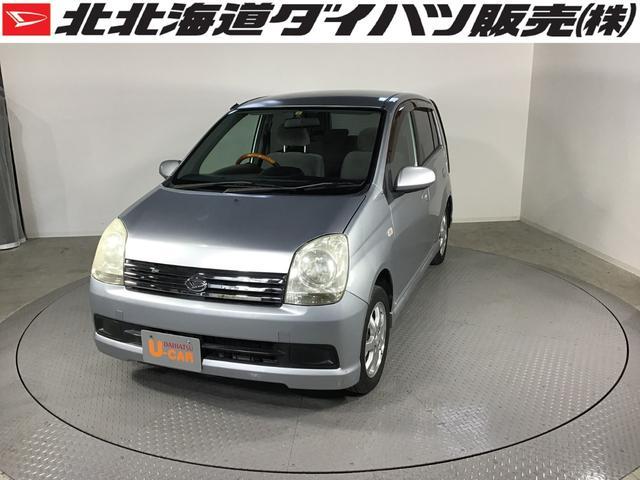 ダイハツ X 4WD MOMOウッドステアリングホイール CD/MDチューナー 積込タイヤ