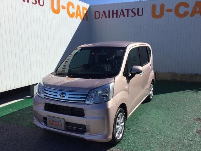 沖縄の中古車 ダイハツ ムーヴ 車両価格 117万円 リ済別 2021(令和3)年 5km ライトローズマイカM