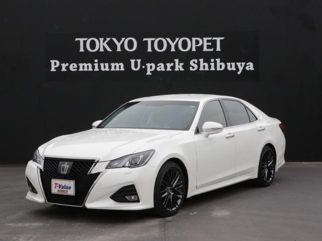 トヨタ アスリートG-T ナビ 本革シート パノラミックモニター
