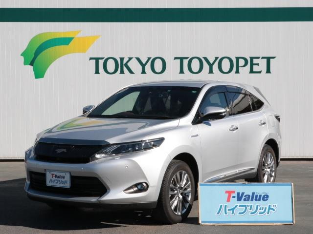 トヨタ P アドバンス 4WD DVD再生 バックモニタ