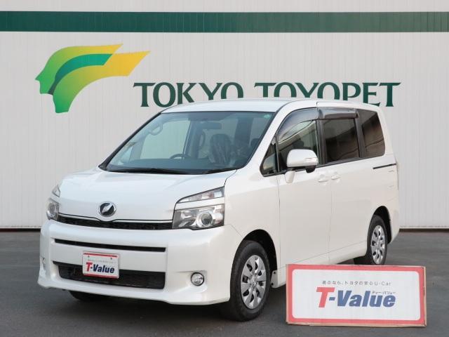 トヨタ X 3列シート ウォークスルー DVD再生