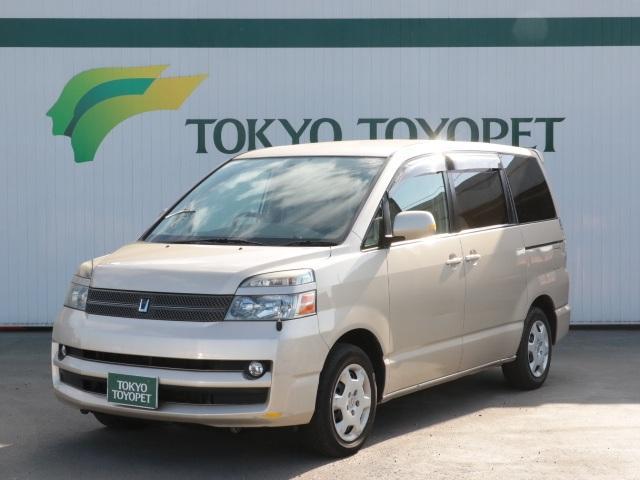 トヨタ X DVDナビ 3列シート フルフラット