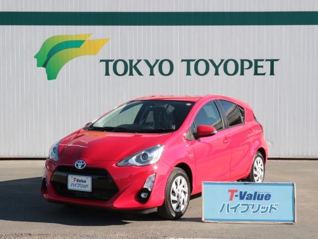 トヨタ G 1オナ・スマート・LED・ナビ・記録簿