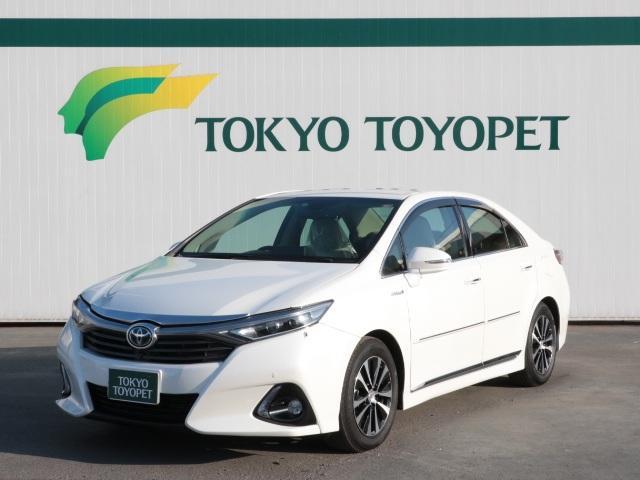 トヨタ G Aパッケージ フルセグTV スマート ナビ