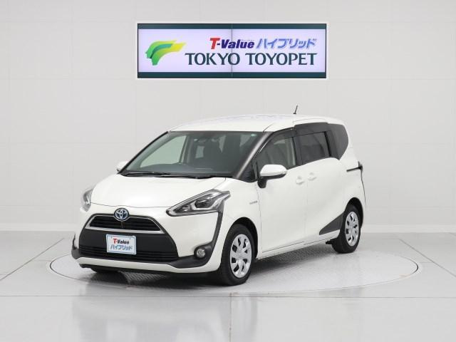 トヨタ ハイブリッドG セーフティセンスC