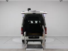 ハイエースコミューターGL クルマイス 福祉車両 3列シート