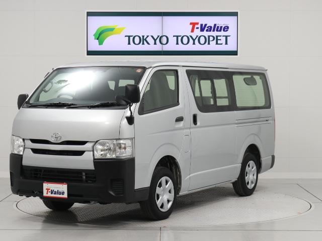 トヨタ ロングジャストローDX キーレス フルセグTV ナビ