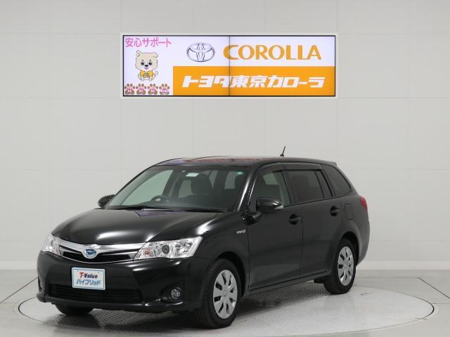 トヨタ ハイブリッドG SDナビ・フルセグTV・ETC