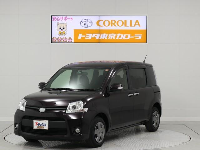 トヨタ DICE-G SDナビBモニター両側電動スライドドア