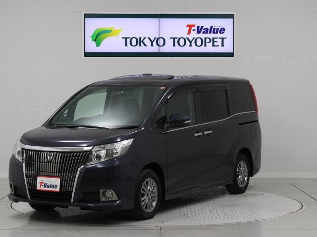 トヨタ Gi サンルーフ・両側電動・SDナビ・クルーズ・1オナ