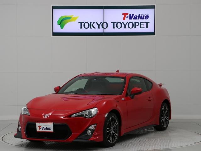 トヨタ GTリミテッド 6MT車・フルエアロ・スマート・社外ナビ