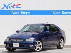 アルテッツァRS200 Zエディション CDプレーヤー・サンルーフ