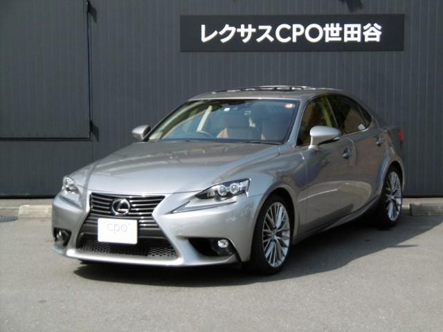 IS(レクサス) IS200t バージョンL 中古車画像