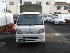 ハイゼットトラックエアコン・パワステ スペシャル 5MT 幌付き車