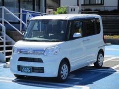 タントX SAIII 未使用車 純正SDナビ バックカメラ