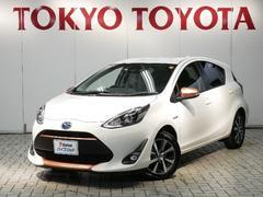 アクアG トヨタセーフティセンス ドライブレコーダー 純正SDナビ
