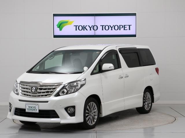 トヨタ 240Sタイプゴールド/HDDナビ後席モニタ/1オナ/