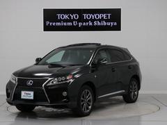 RXRX450h Fスポーツ 車検整備付 ナビ 本革 サンルーフ