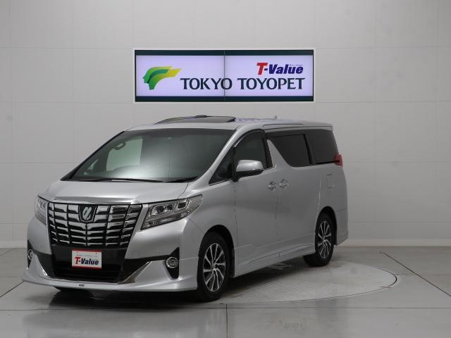 トヨタ 3.5エグゼクティブ/SDナビ/フルセグ/LED/サンルーフ