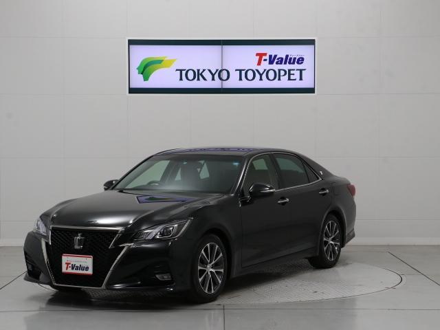 トヨタ アスリートS-T/SDナビ/フルセグ/LED/