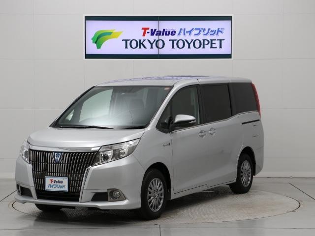 トヨタ ハイブリッドGi SDナビ バックモニター ワンオーナー