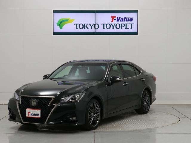 トヨタ アスリートS-T ワンオナ LED SDナビ ドラレコ