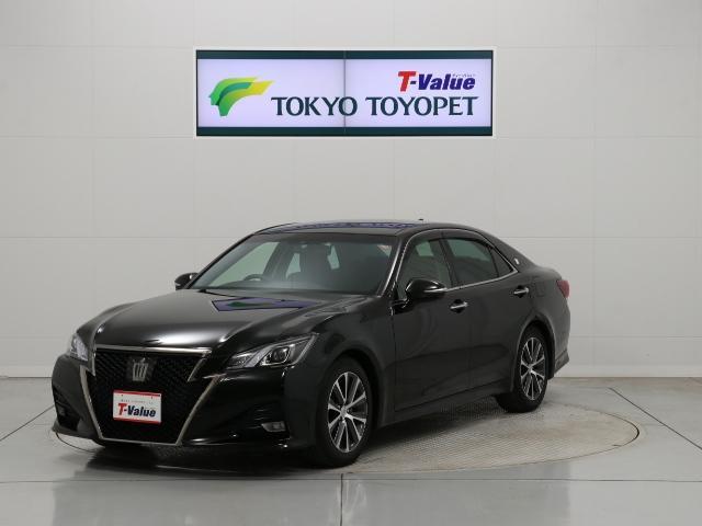 トヨタ アスリートS-T