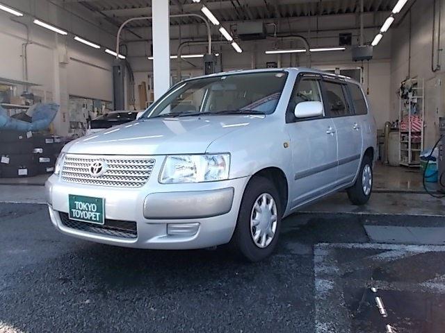 トヨタ UL Xパッケージ キーレス ワンオーナー 記録簿