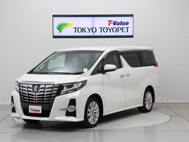 トヨタ 2.5S 車検整備付・SDナビ・後席モニター
