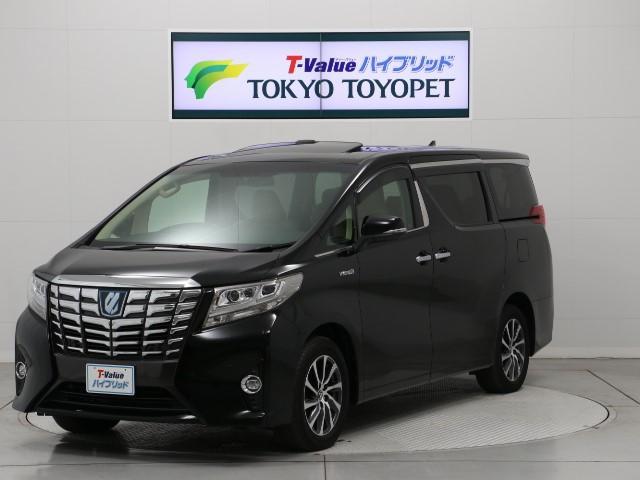 トヨタ エグゼクティブラウンジ 車検整備付 サンルーフ レーダーC