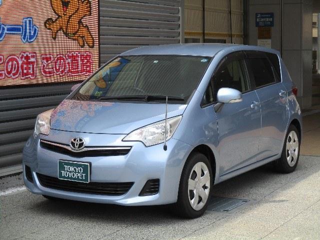 トヨタ X SDナビ ワンセグ バックカメラ