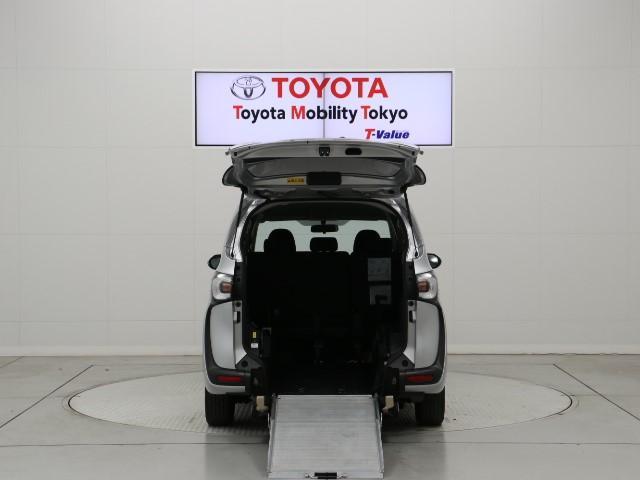 トヨタ X フクシシャリョウ 片側パワースライドドア 1オーナー