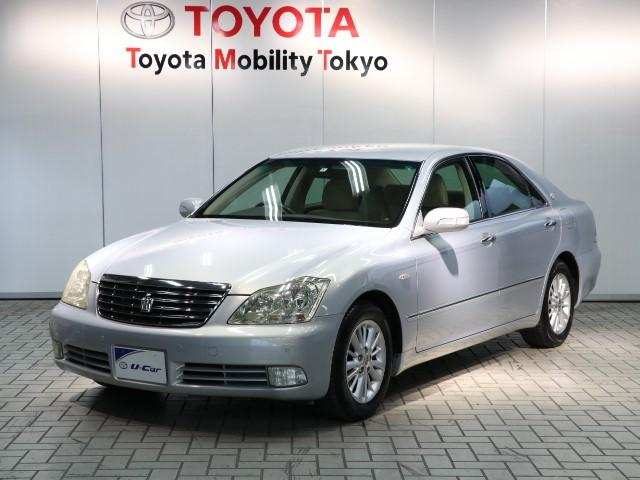 トヨタ ロイヤルサルーン 純正DVDナビ・バックガイドモニター