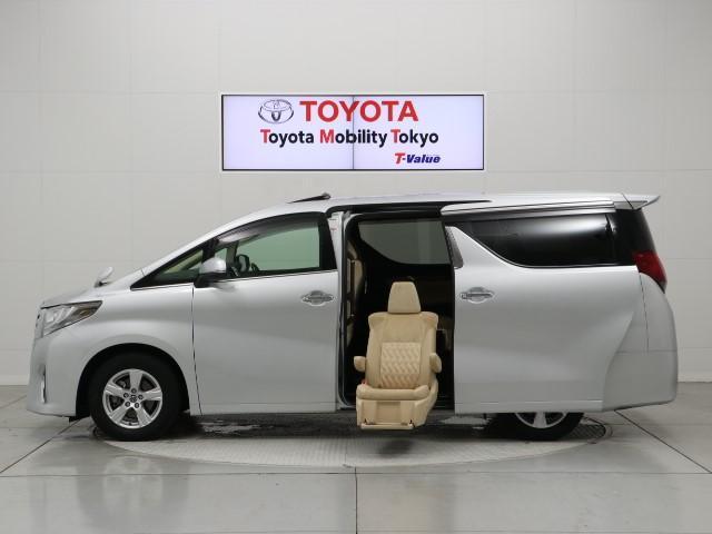 トヨタ G サイドリフトアップシート 福祉車両 車検整備付
