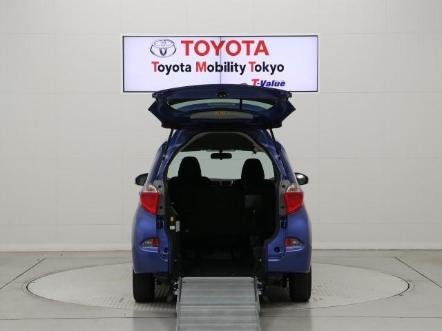 トヨタ G 福祉車両 ワンオーナー SDナビ Bカメラ