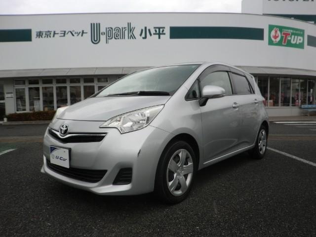 トヨタ X ワンオーナー キーレス ナビ ワンセグTV CD再生