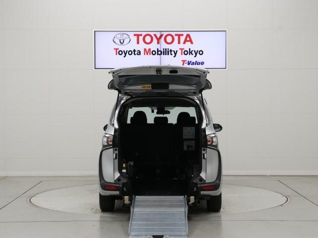 トヨタ Gクルマイスシヨウシャタイプ1 福祉車両 両側パワー