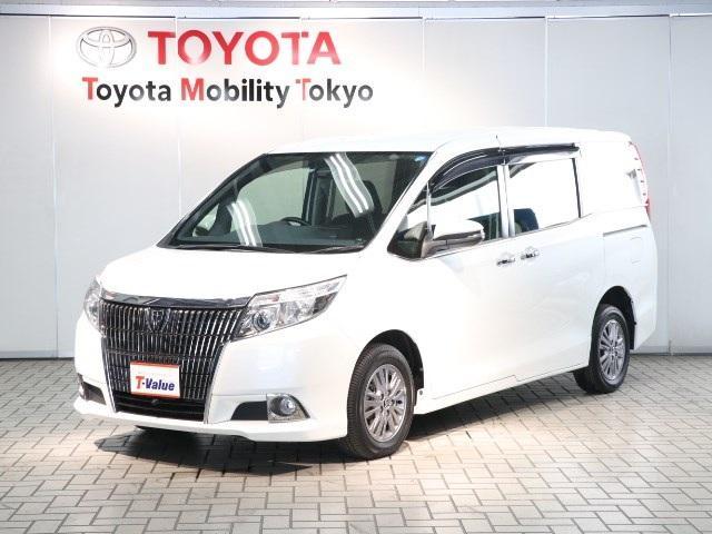 トヨタ エスクァイア XIジョシュセキリフト (車検整備付)