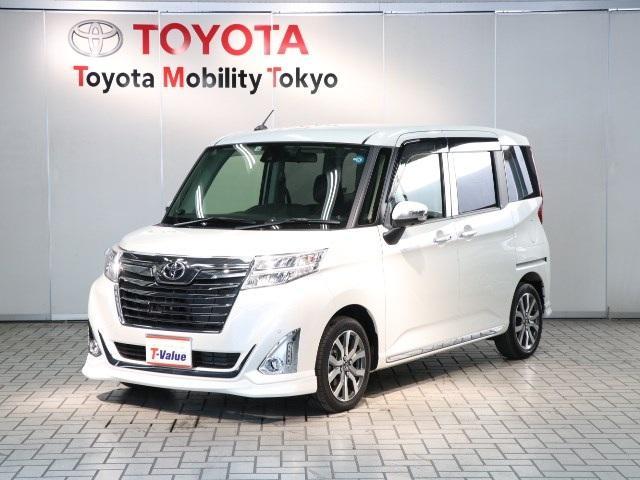 トヨタ カスタムG-T スマートアシスト SDナビ+後席モニター