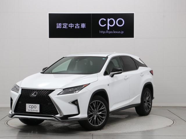 「レクサス」「RX」「SUV・クロカン」「東京都」の中古車
