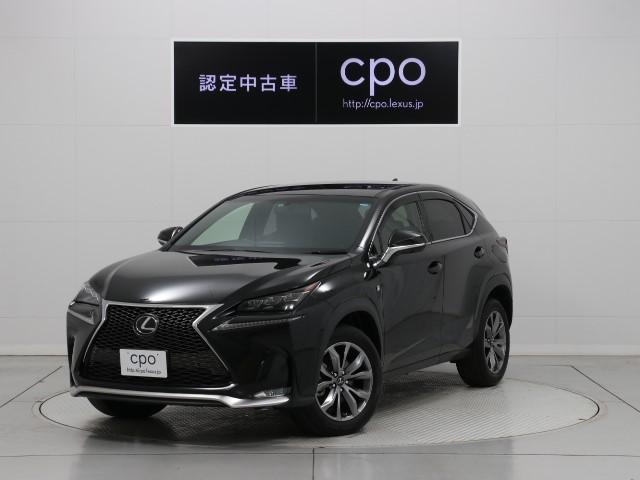 「レクサス」「NX」「SUV・クロカン」「東京都」の中古車