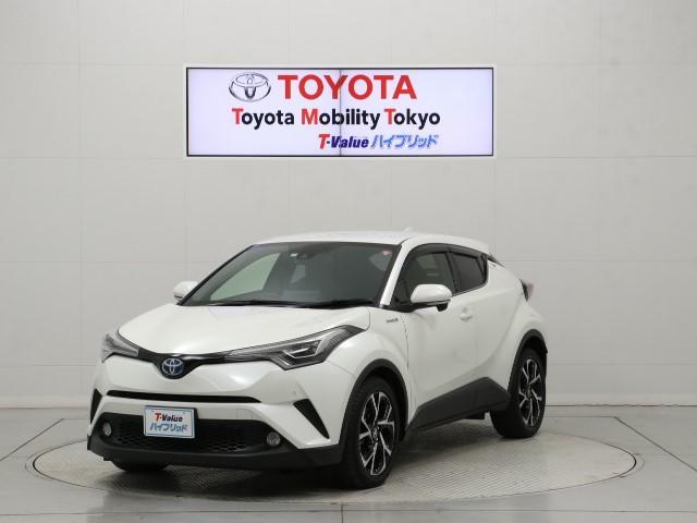 「トヨタ」「C-HR」「SUV・クロカン」「東京都」の中古車