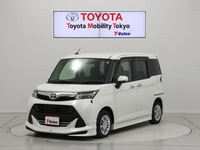 「トヨタ」「タンク」「ミニバン・ワンボックス」「東京都」の中古車
