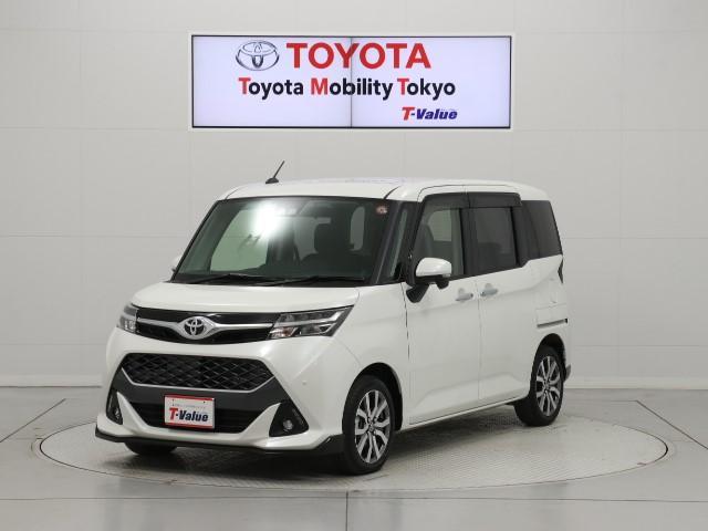 トヨタ カスタムG-T メモリーナビ・バックモニター・スマアシ2