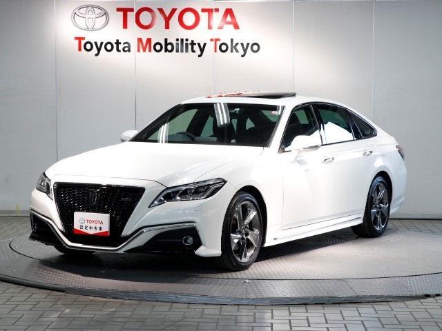 トヨタ RS ターボ 当社社用車 サンルーフ ドラレコ 純正SDナビ